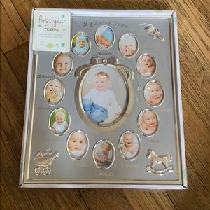 Carters first year frame